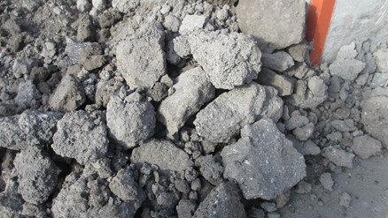 セメント固化した焼却灰を骨材にしてリサイクル
